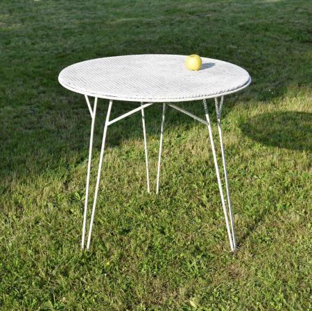 mobilier de jardin vintage. Black Bedroom Furniture Sets. Home Design Ideas