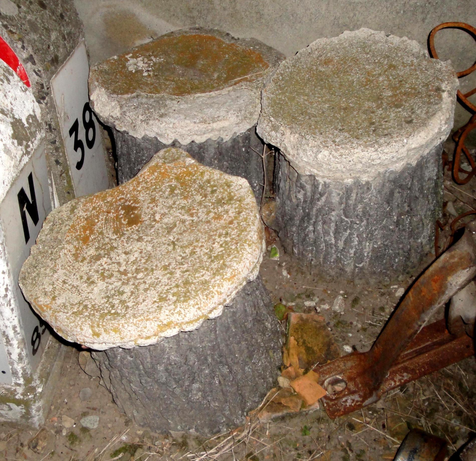 Deco Jardin Fer A Beton _ mobilier de jardin ancien et objets en fer brocante d?co jardin