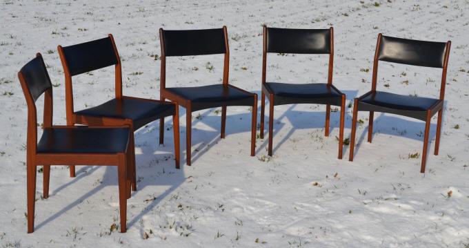 Meubles Vintage Teck En Design Des ScandinaveChaises Et Mobilier trxhdCsQ