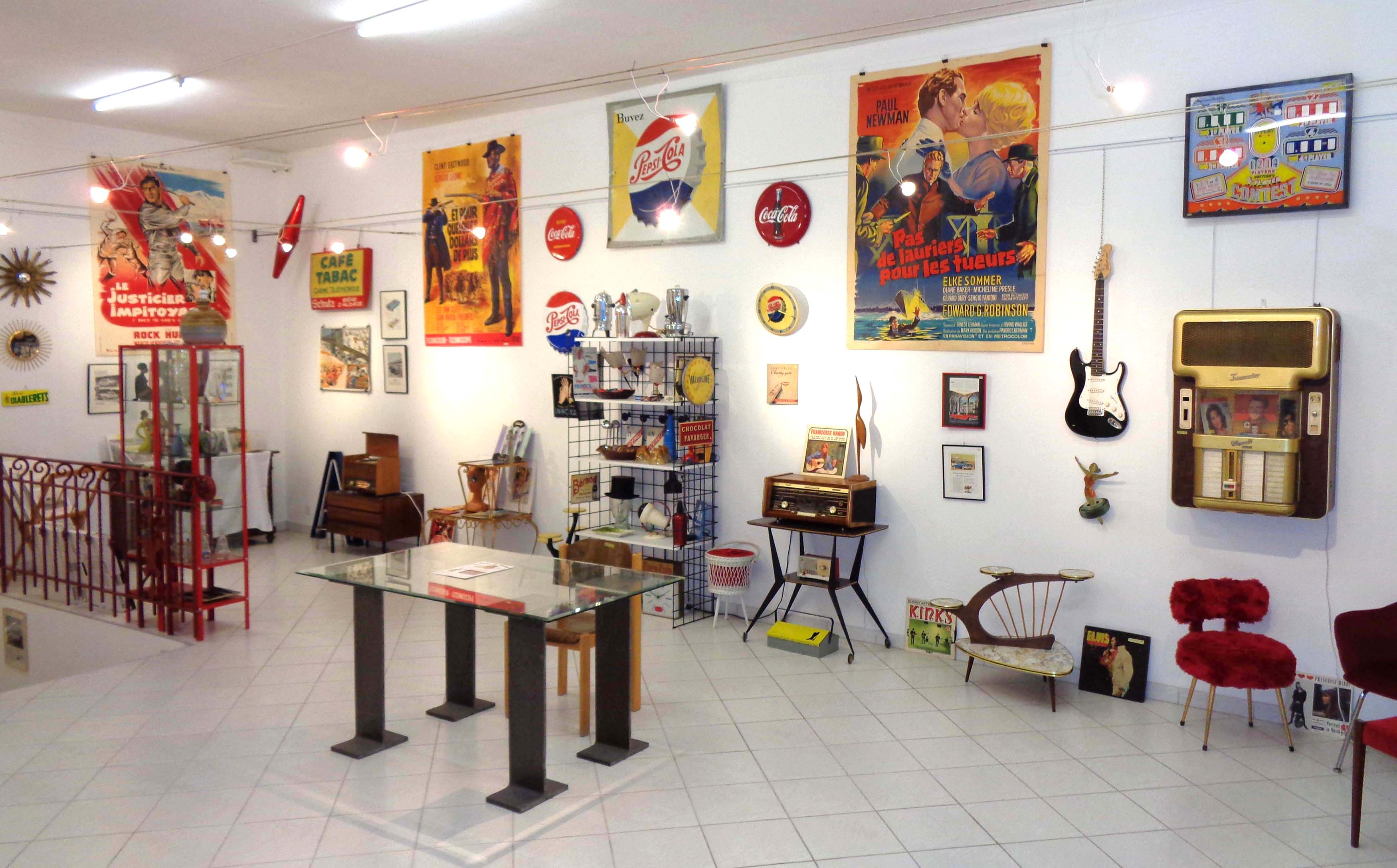 Salon du vintage 2014 payerne schul antiquit s for Salon objet et deco