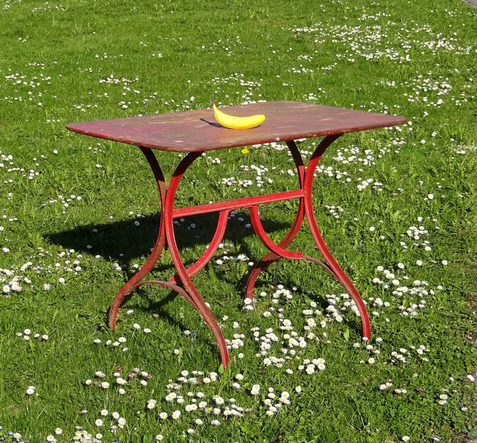 Emejing table de jardin ronde suisse pictures awesome - Table de jardin ronde pas cher ...