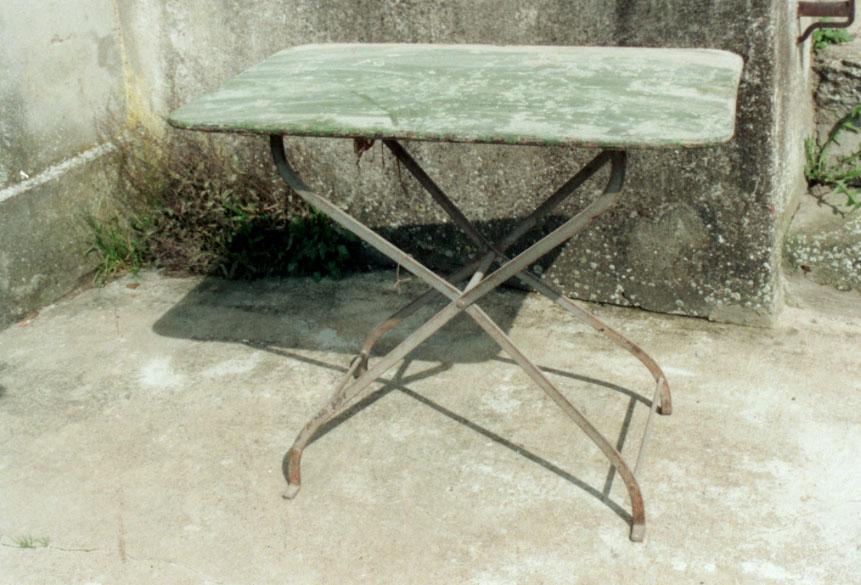 Awesome Table De Jardin Ancienne En Fer Pictures - House Design ...