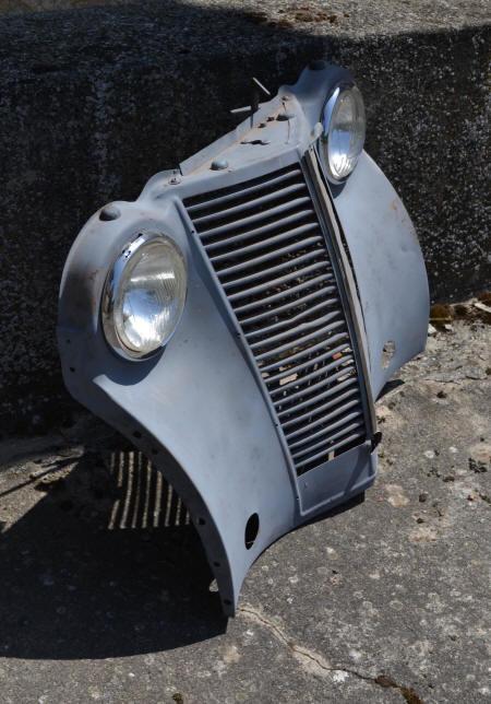 Bien-aimé automobilia pièces automobiles anciennes pour décoration et  NX47