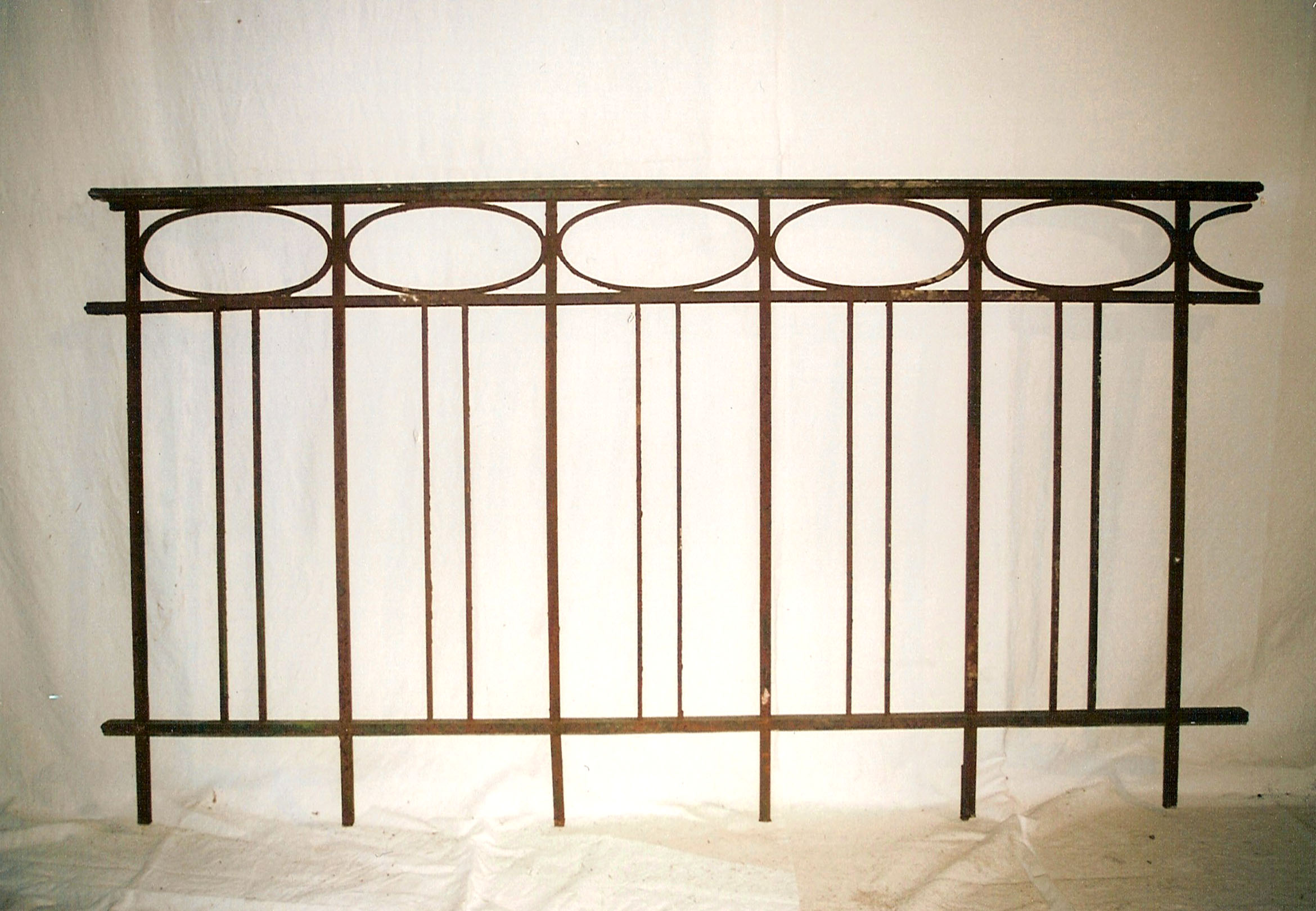 balustrades de balcon anciennes fer forg. Black Bedroom Furniture Sets. Home Design Ideas