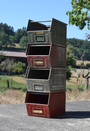 antiquit s industrielles objets. Black Bedroom Furniture Sets. Home Design Ideas