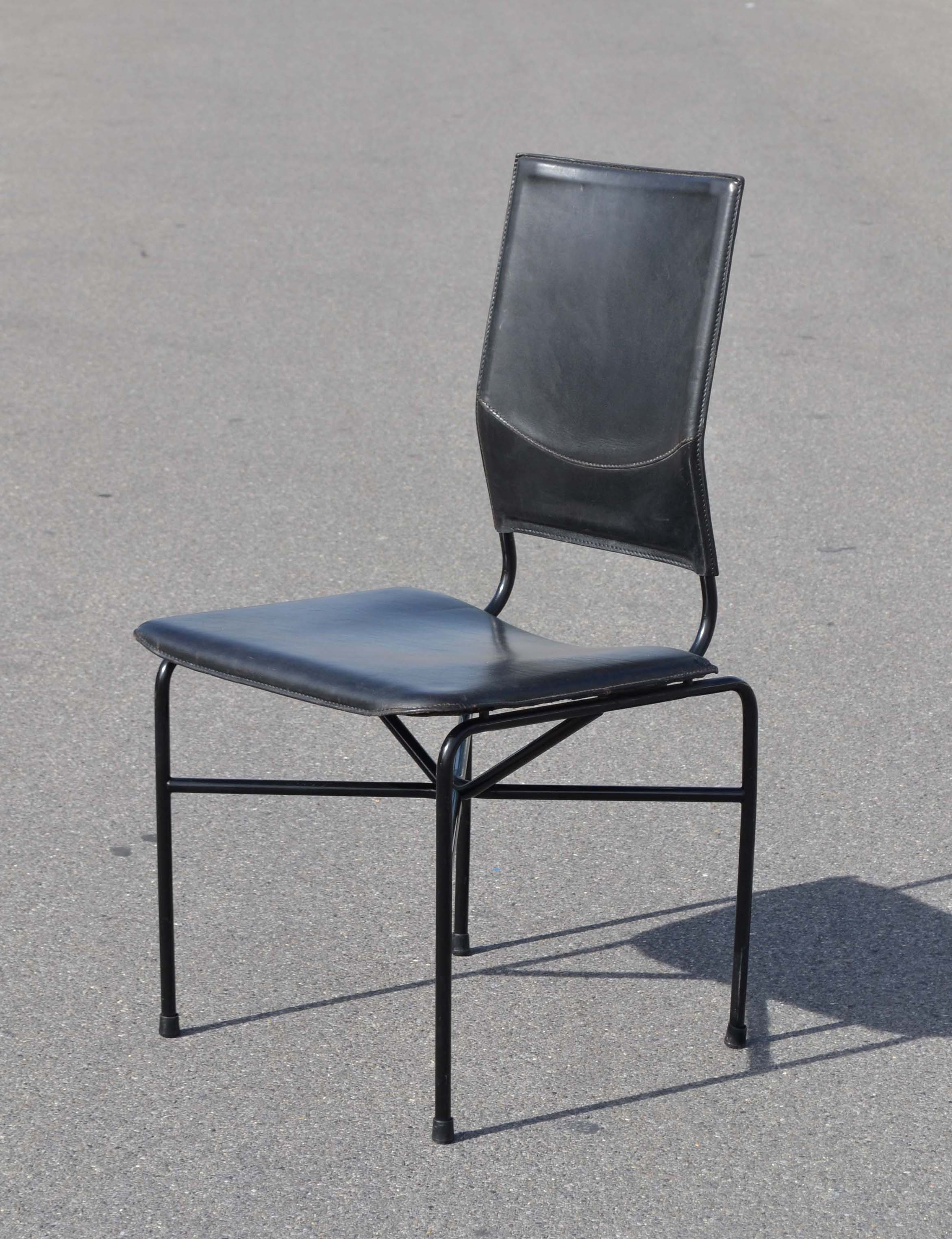 Objets et mobilier design vintage 80s for Chaise italienne design