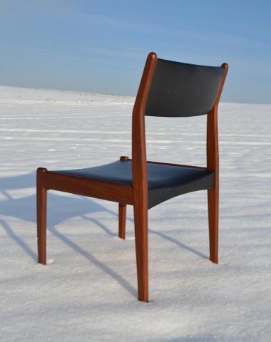 Chaise design danemark