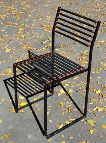 Chaise design 1990