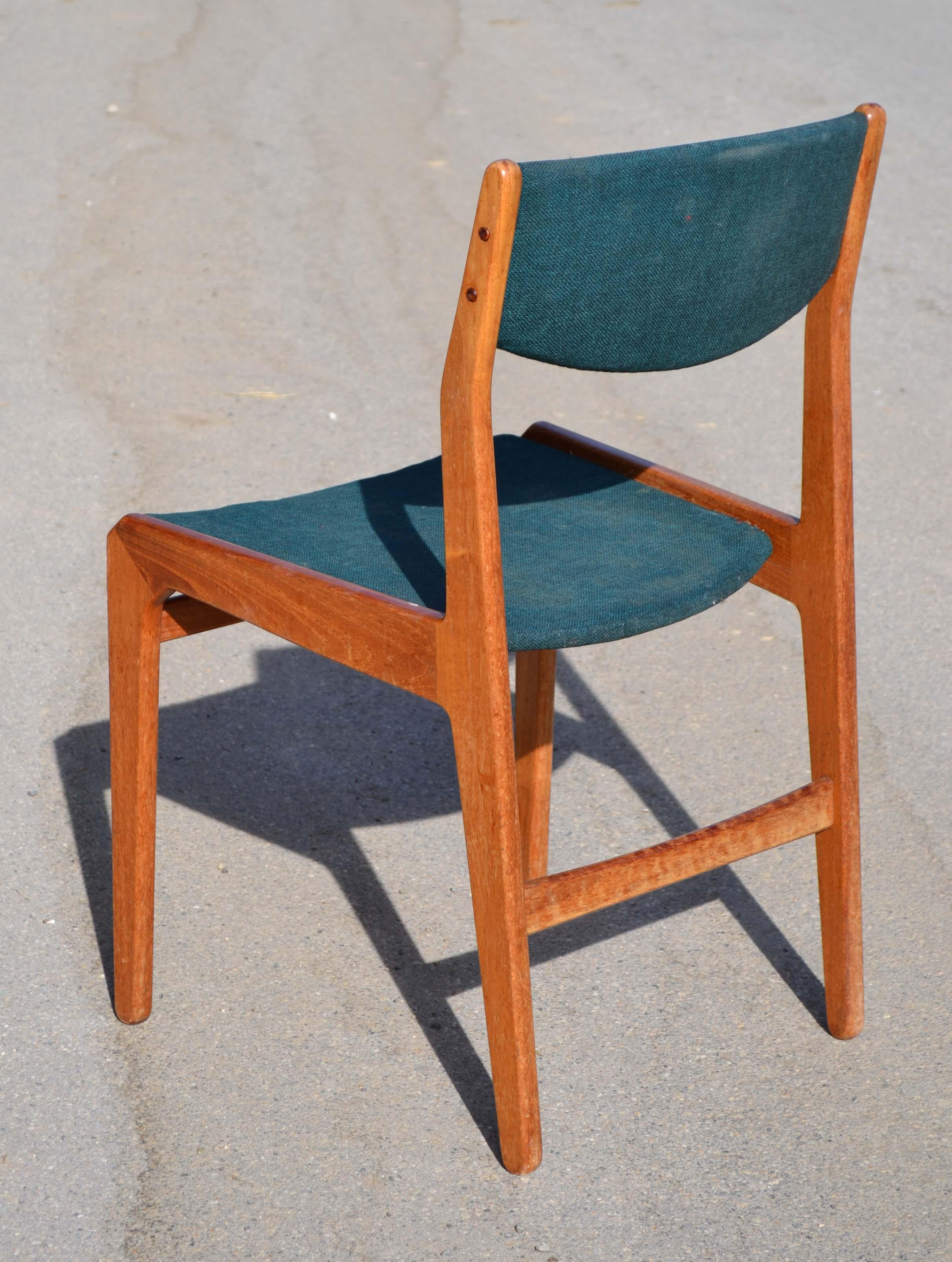 mobilier design vintage scandinave chaises et meubles en teck des ann es 1950 70 design nordique. Black Bedroom Furniture Sets. Home Design Ideas