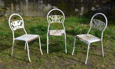 70 60 Chaise De Jardin Années dxrBoeC