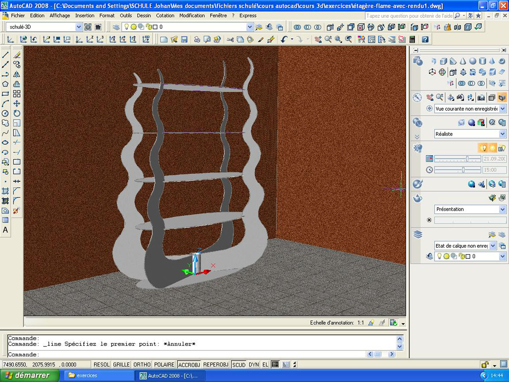 Moyens de productions machines rouleuse t le for Table 3d dessin