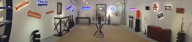 Expo 2010 lampes led design n o punk et mobilier design for Design schule