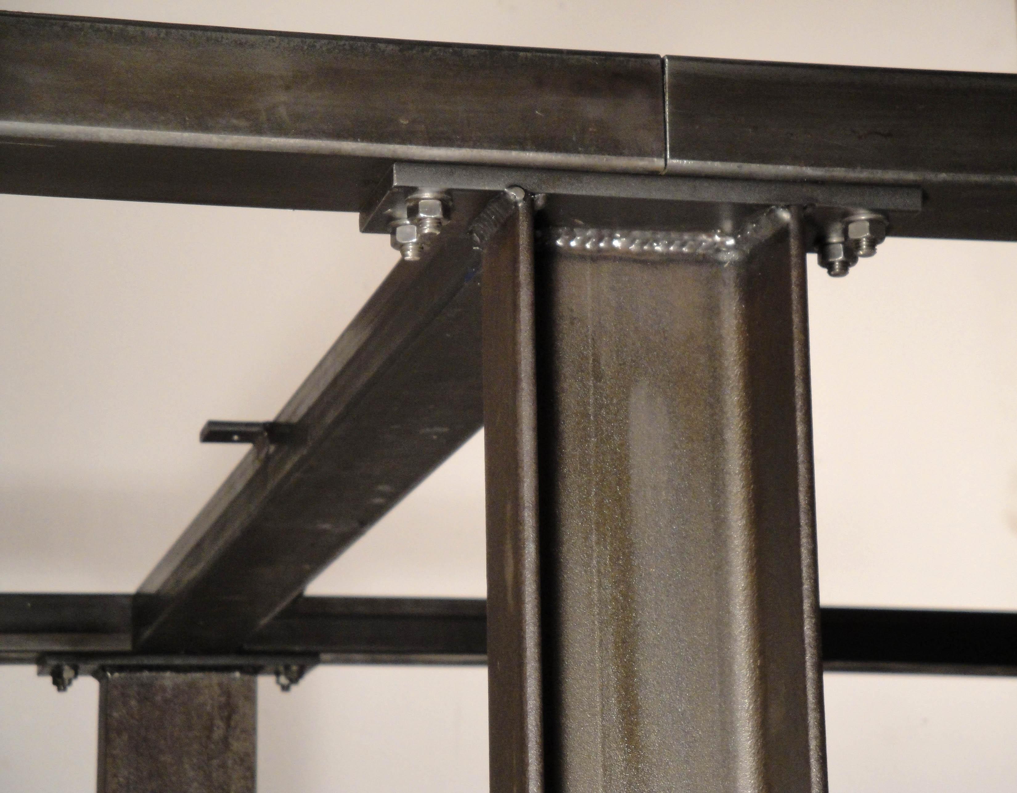 Le savoir faire dans le domaine de la serrurerie et de la mise en forme de t - Comment fabriquer une porte en acier ...