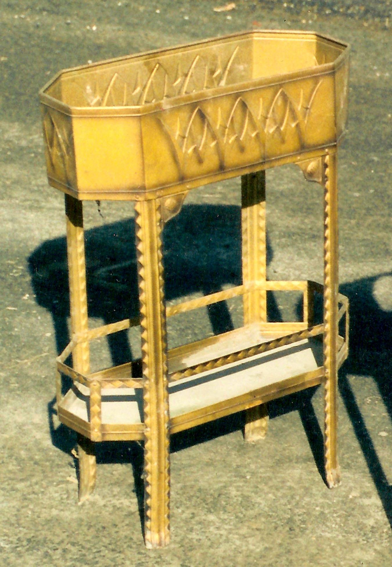 ferronnerie art d co poque 1925 1940. Black Bedroom Furniture Sets. Home Design Ideas