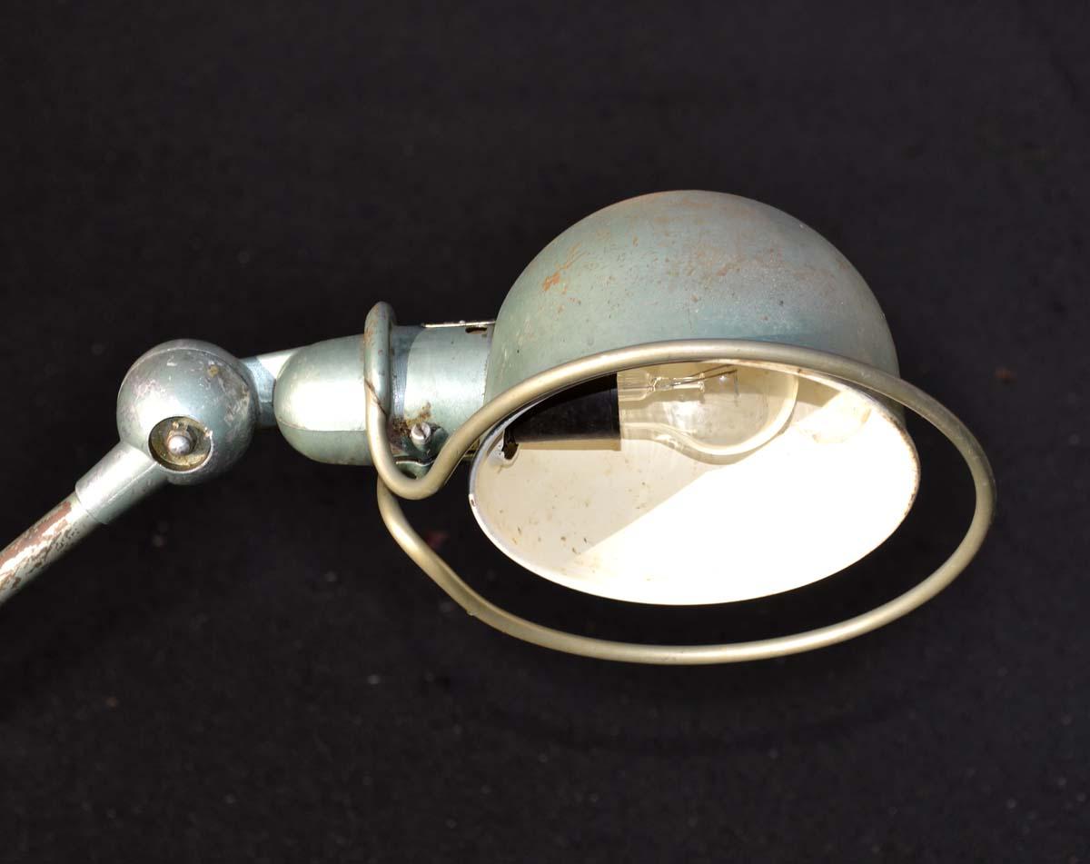 Antiquit s industrielles mobilier industriel et projecteurs vintage - Lampe jielde ancienne ...