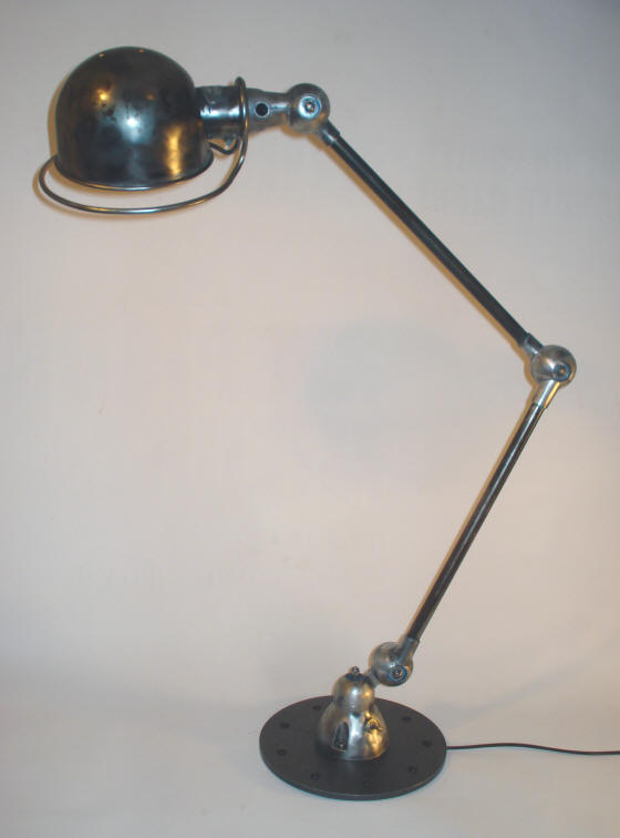 Les rares et int ressants objets d j vendus par schul antiquit s xx me si cle - Lampes jielde anciennes ...