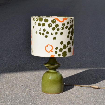 pied lampe céramique