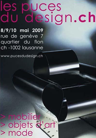 Les puces du design 09 for Les puces du design