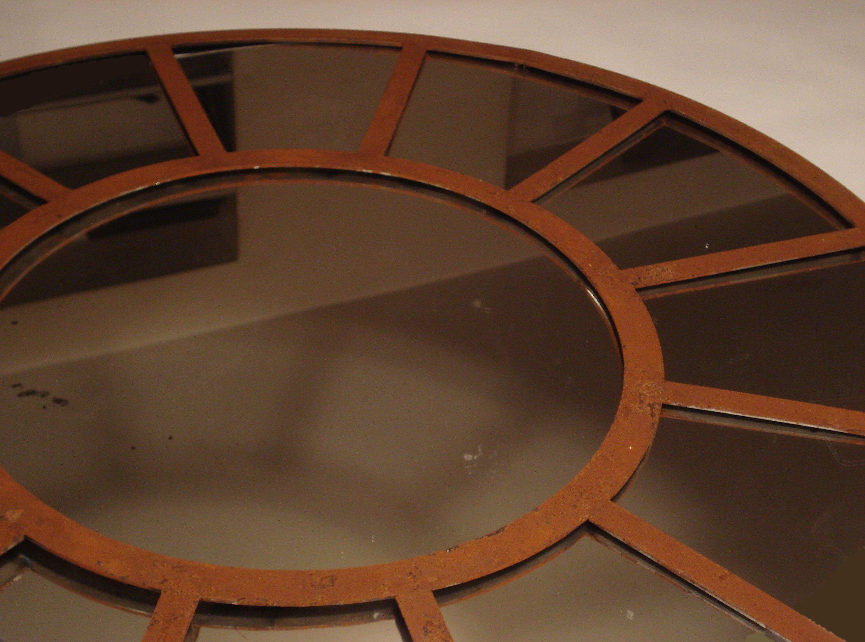 miroir oeil de boeuf. Black Bedroom Furniture Sets. Home Design Ideas