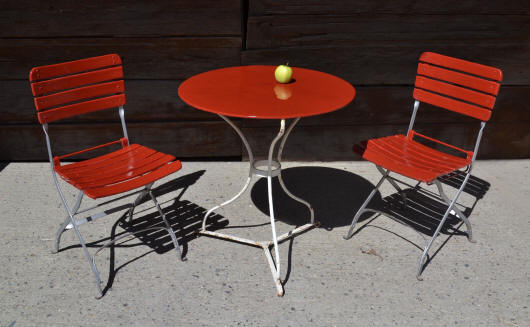 meubles exterieur suisse