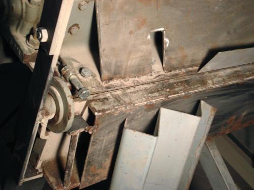Moyens de productions machines rouleuse t le - Tole acier 5mm ...