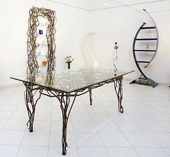 schulé design, création et fabrication de mobilier design en acier - Designer De Meuble