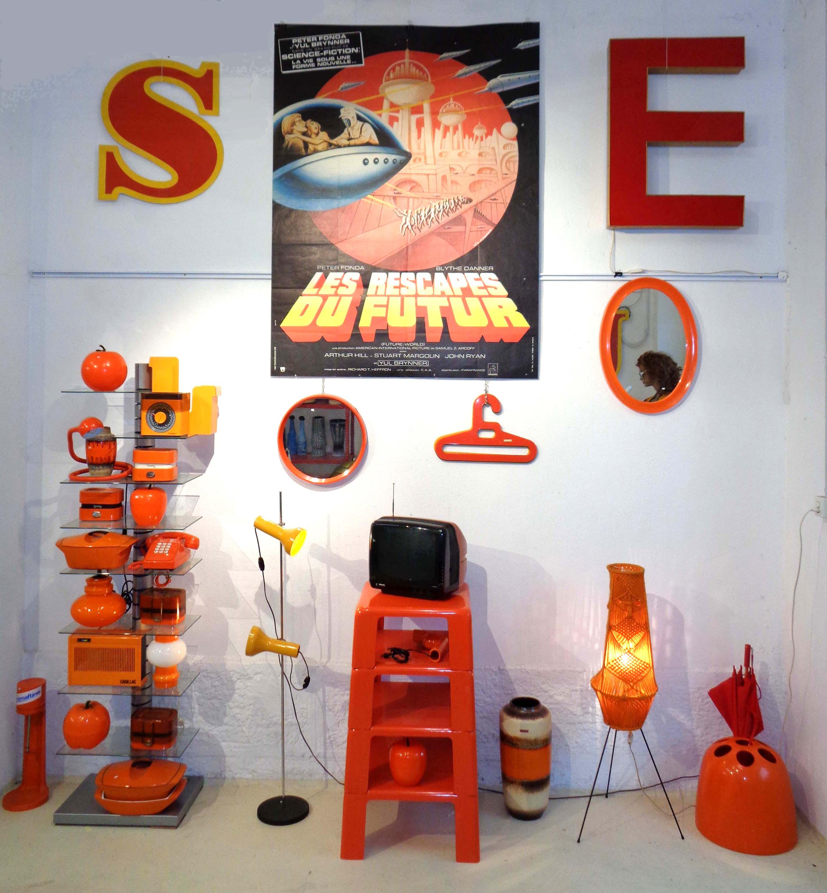 Petits meubles et objets design des ann es 1960 70 - Design annees 70 ...