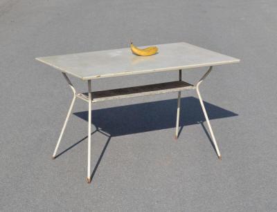 table exterieur metal finest pied de table veron forme croix en mtal cmxcmxcm with table. Black Bedroom Furniture Sets. Home Design Ideas