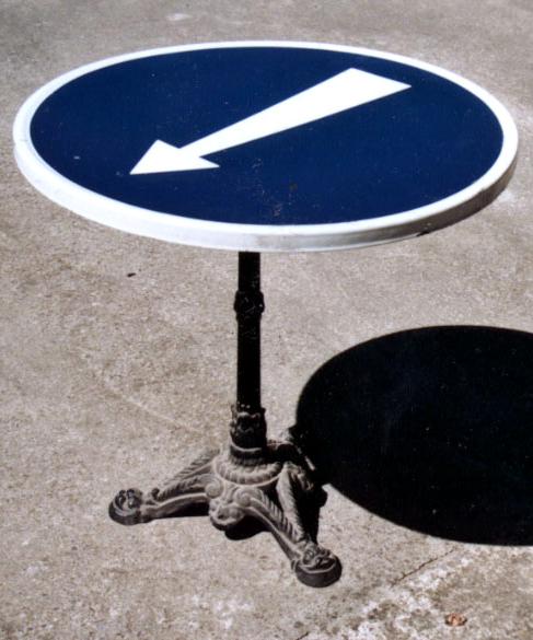 Table basse panneau signalisation sammlung von design zeichnungen als - Table basse panneau signalisation ...