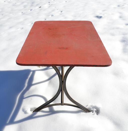 mobilier de jardin ancien vendu