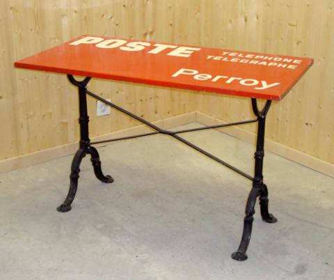 D co r cup ou l 39 art de combattre le syst me mercantilo - Pieds de table en fonte ...