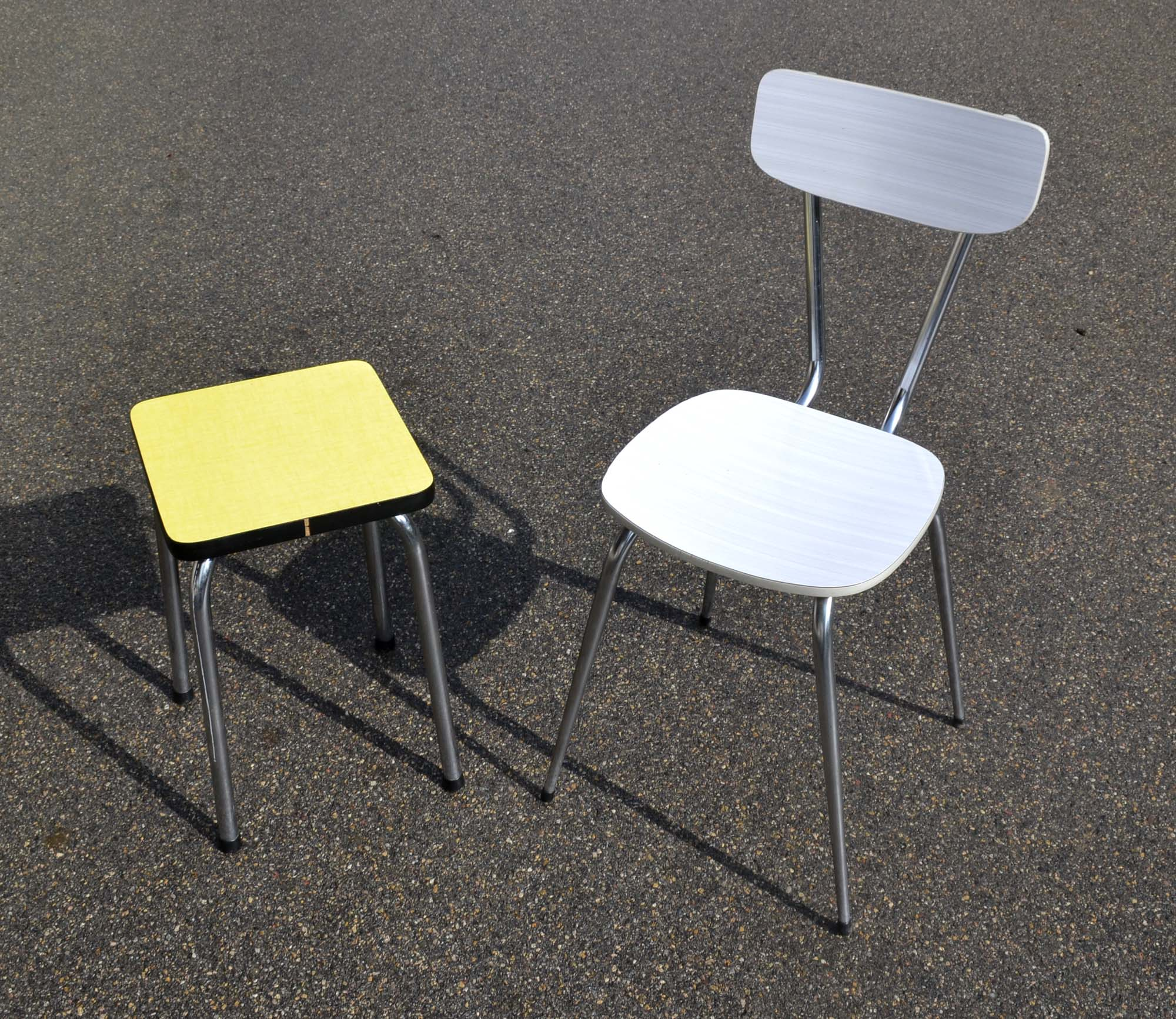 1000 images about formica on pinterest 1950s 60s for Chaise formica